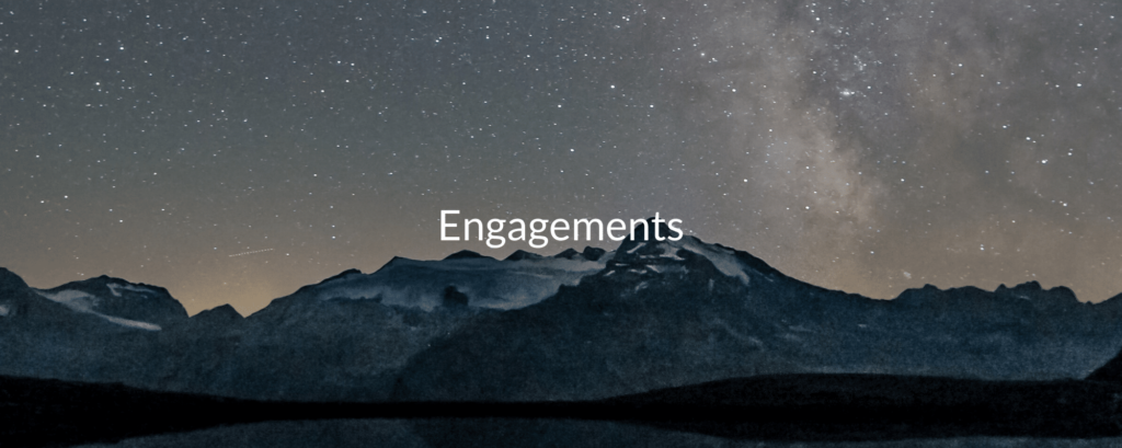 Name-IS-Engagements